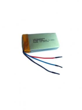 Lipo battery for fiscal devices