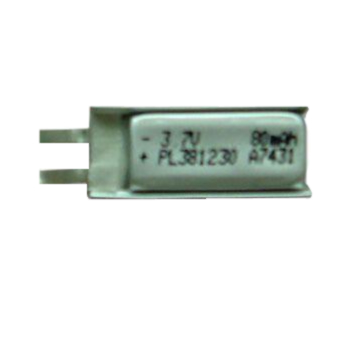 Lithium Polymer Battery with Small Capacity