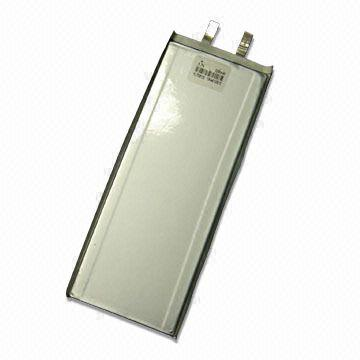 lithium polymer battery cell with Large Capacity