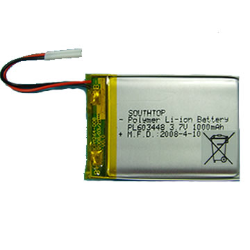 lithium polymer battery with Medium Capacity